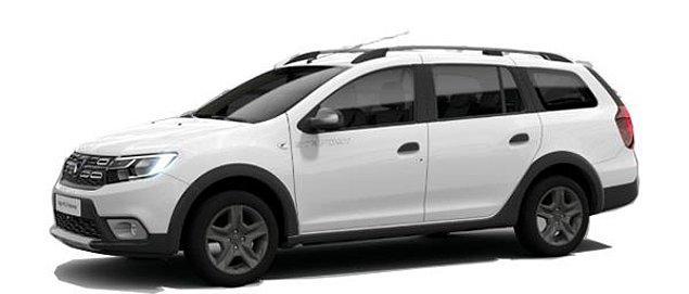 Dacia Logan MCV Ambiance Turbo: 131.900 TL
