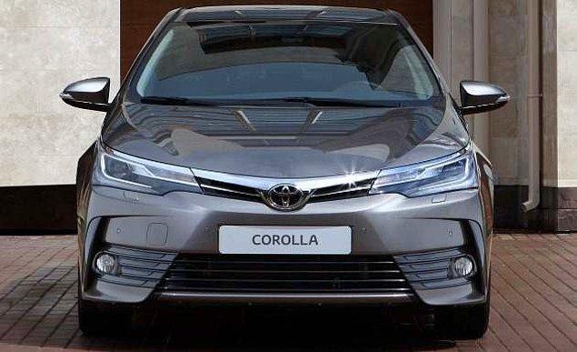 Toyota Corolla 1.6 Vision: 161.800 TL