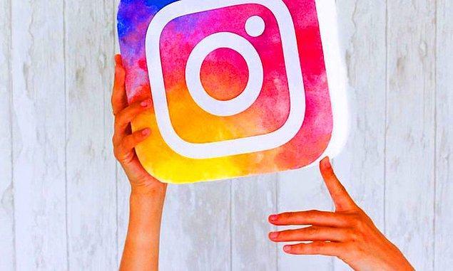 12. Instagram çok abartılıyor.