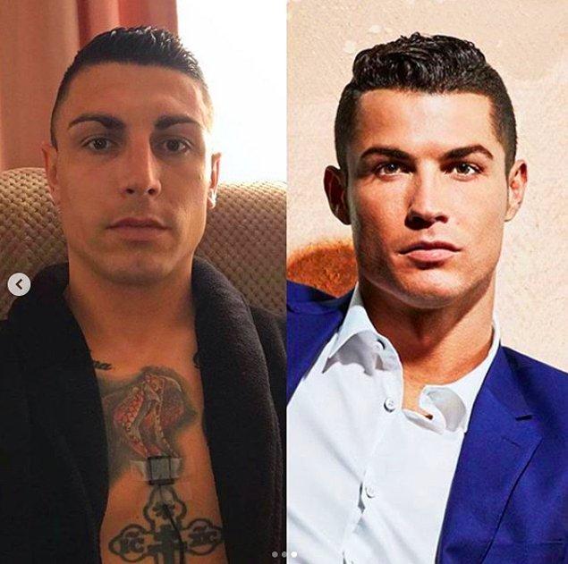 9. Daniel Zlatkov ve Cristiano Ronaldo