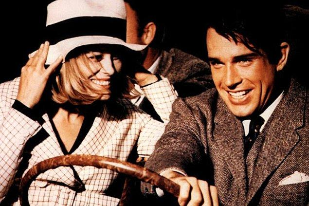 1. Bonnie ve Clyde - Bonnie and Clyde (1976)