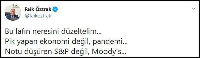 Erdoğan'ın 'pik' açıklaması sosyal medyanın gündeminde 👇
