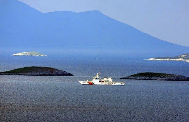 Türkiye - Yunanistan anlaşmazlığı