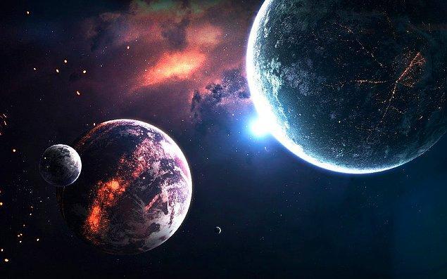 Fosfin, Dünya dışı yaşama işaret edecek bir belirti olarak tartışılıyordu.
