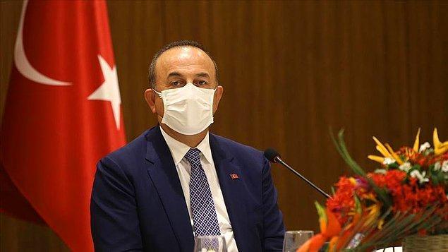 """Çavuşoğlu: """"Yunanistan'ın diyalog kanallarının ön koşulsuz yeniden canlandırmasını bekliyoruz"""""""