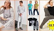 Bahar ve Kış Aylarında Geceler Boyu Yanınızdan Ayrılmayacak Güzellikte 17 Pijama Takımı