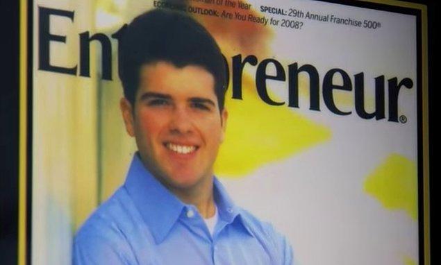 11. Bizchair'in kurucusu Sean Belnick