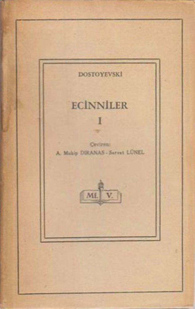 16. Dostoyevski- Ecinniler