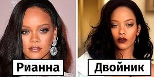 25 лучших двойников, которых практически невозможно отличить от знаменитостей