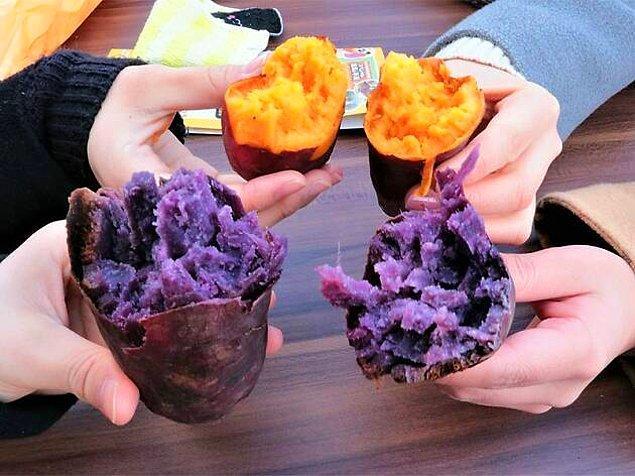 4. Yoki İmo - Mor Tatlı Patates