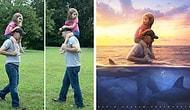 """Цифровой художник показывает, как из обычных фотографий создаются завораживающие картинки (12 """"до и после"""")"""