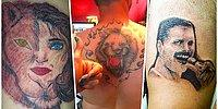 23 татуировок, на которые не взглянешь без слез