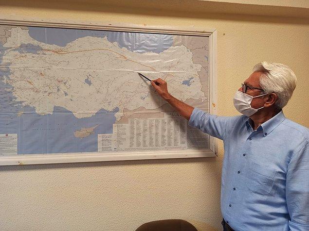 Prof. Dr. Süleyman Pampal: Büyük depremin olma ihtimali yüzde 80'leri buldu