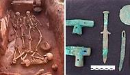 Археологи нашли в Сибири могилу 2500-летней давности, в которой находится пара древних воинов