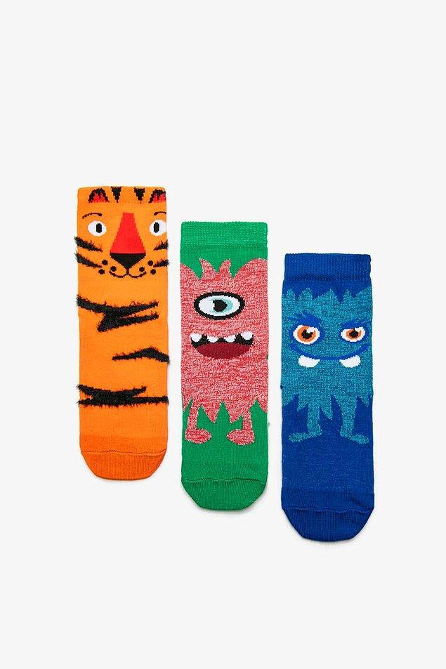 20. Çocuk çorapları hep mi çok tatlı olur... 'Mikrop'lu bile olsa!