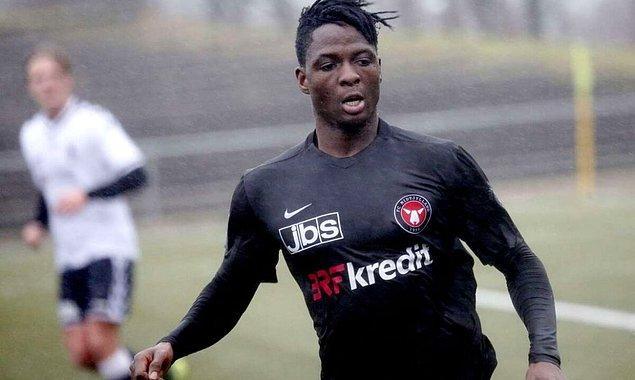 1. Babajide David ➡️ Antalyaspor