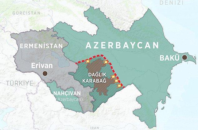 Dağlık Karabağ sorunu ne zaman, nasıl başladı?