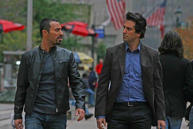 21. New York'ta Beş Minare (IMDb: 5,8)