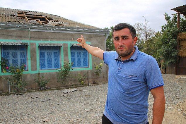 """""""Saldırılara rağmen evimizi terk etmedik"""""""