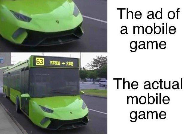 """14. """"Oyunun reklamı vs kendisi"""""""