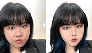 Девушка ведет блог с фотографиями, на которых меняет свои черты лица до неузнаваемости