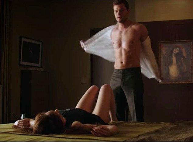 """6. """"Sanki her zaman modumuzdaymışız gibi davranılması. Erkek arkadaşım odaya girdiği an istiyor. Ben belki o an hazır olmayabilirim, bundan vazgeçin."""""""