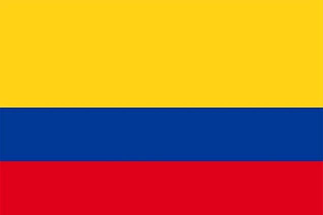 7. Kolombiya?