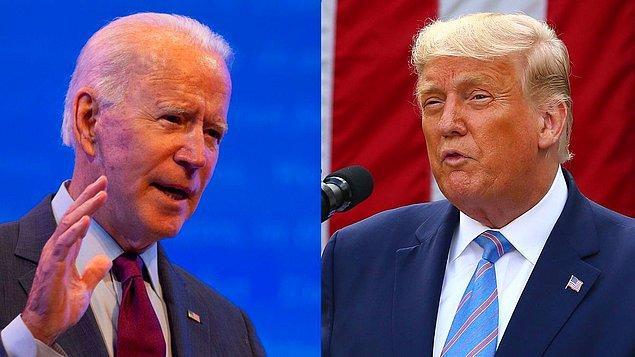 Tartışma boyunca Trump'ın daha sert, Biden'ın ise daha yumuşak ve güler yüzlü bir tonda konuştuğu dikkat çekerken, moderatörlüğü yürüten Wallace'ın da zaman zaman kontrolü kaybettiği görüldü.