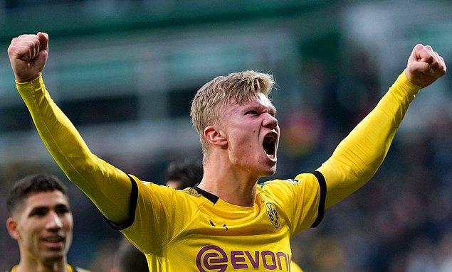 4. Erling Haaland / Borussia Dortmund / 80 milyon €