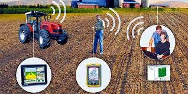 Akıllı tarım bu açıdan ne ifade ediyor?