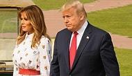 Президент США Дональд Трамп и его жена Мелания Трамп заразились коронавирусом