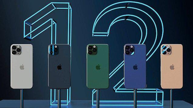 Dört farklı model seçeneği ile tanıtılacak olan ve merakla beklenen iPhone 12 serisi için iAppleTimes ve Apple RUMORs adlı Twitter hesaplarından iki ayrı iddia ortaya atıldı.