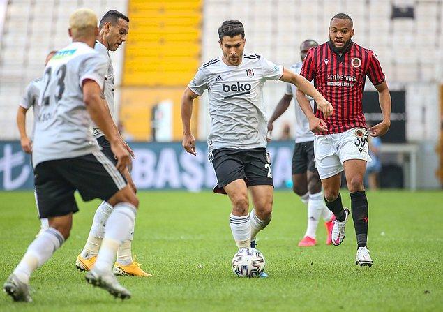 Beşiktaş, Süper Lig'in 4. haftasında başkent ekibi Gençlerbirliği'ni konuk etti.