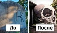 30 реалистичных граффити от португальского художника убедят вас в том, что этот вид искусства недооценен