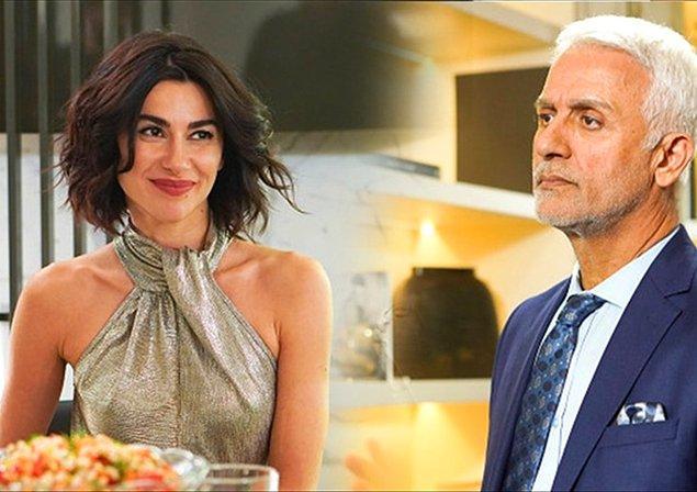 6. Talat Bulut, rol arkadaşı Nesrin Cavadzade'nin evleneceğini iddia etti!