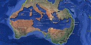 16 необычных карт мира, которые наглядно покажут кое-какие интересные факты