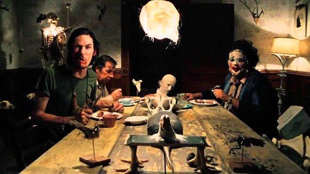 15. The Texas Chainsaw Massacre (1974) - 98 bpm