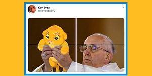В Твиттер появился «мем Папы Франциска», и это очень смешно