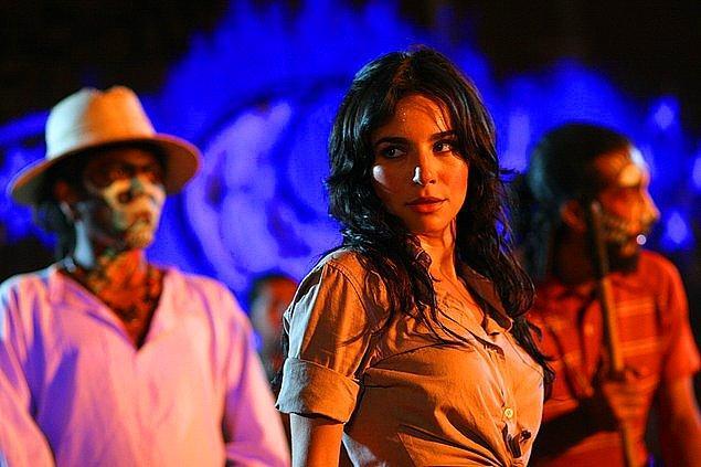 9. Borderland (2007)