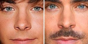 30 фото лиц знаменитостей, которые показывают, на сколько они изменились за эти годы