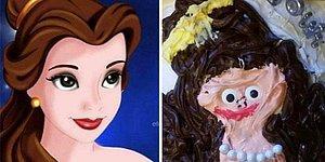 Ожидания против Реальности: 20 худших попыток сделать торт, как на картинке, или Как испортить праздник ребенку