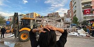 В Турции и Греции произошло сильнейшее землетрясение магнитудой 7 баллов