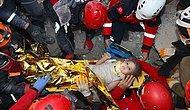 91 Saat Sonra Gelen Mucize: 4 Yaşındaki Ayda Enkaz Altından Sağ Olarak Çıkartıldı