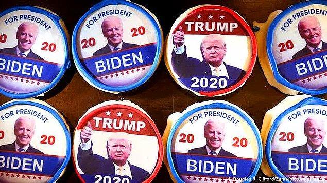Biliyorsunuz ki ABD'de başkanlık seçimleri vardı ve oy kullanma süreci dün sona erdi.