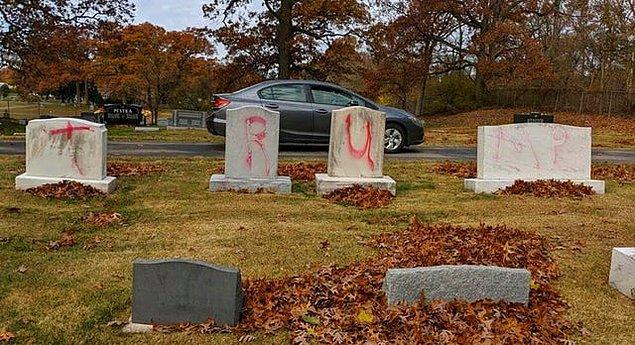 10. Mezar taşlarına Trump yazmanın seçime bir etkisi olacağını düşünmüyorum, sizce?