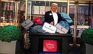 Музей мадам Тюссо в Берлине выбросил статую Трампа в мусор
