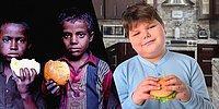 Фотограф показывает контраст между двумя мирами, в которых сейчас живут наши дети