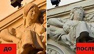 Это провал! Скульптура в Испании стала похожа на карикатуру после неудачной реставрации
