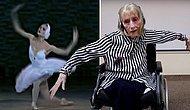 60'lı Yılların Baş Balerinası Olan ve Alzheimer Olan Kadın, Müziği Duyunca Koreografiyi Hatırlayarak Dans Etmeye Başlıyor