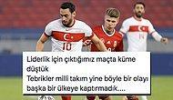 A Milli Takım'a Şok! Macaristan'a Kaybeden Türkiye Uluslar Ligi'nde Küme Düştü